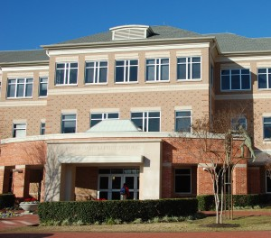 River_Oaks_Baptist_School_Hightower_Education_Building_Exterior
